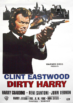 Dirty Harry 1971 movieloversreviews.filminspector.com Clint Eastwood