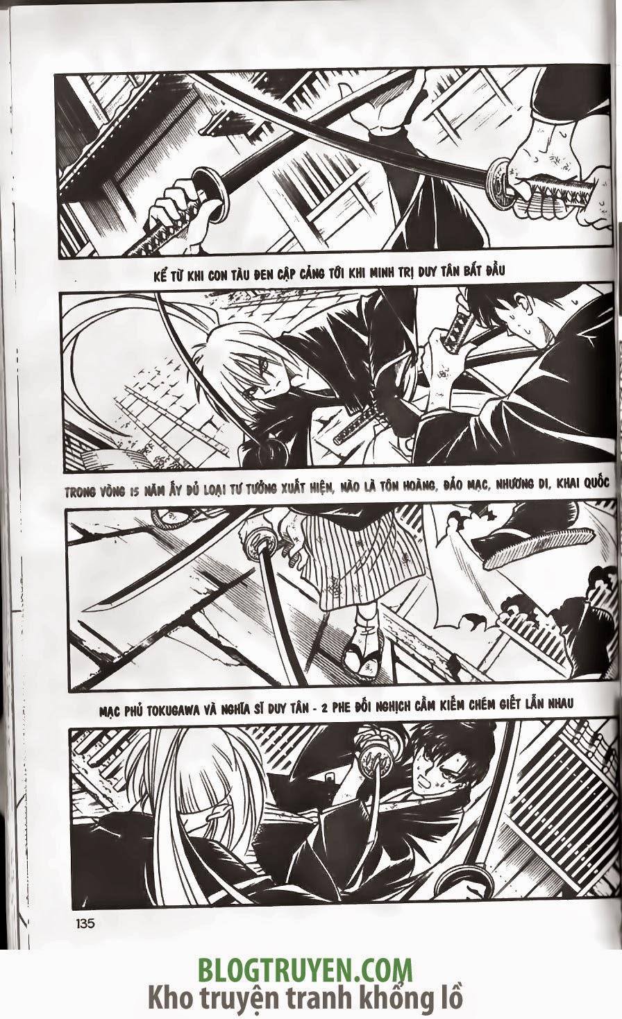Rurouni Kenshin chap 165 trang 11