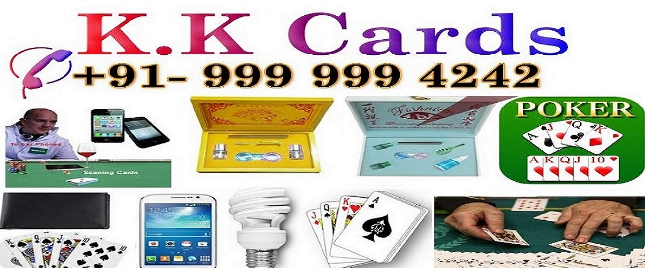 Cheating Playing Cards Device in Delhi India