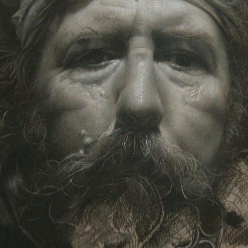 04-Henry-David-Kassan-Charcoal-Portrait-Drawings-of-Ordinary-People-www-designstack-co