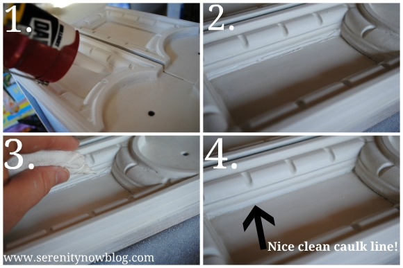 How to Use Caulk to Seal Cracks in Furniture Serenity Now blog