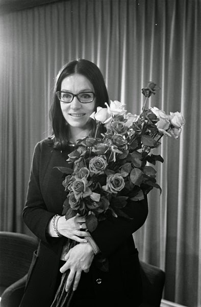 Young Nana Mouskouri