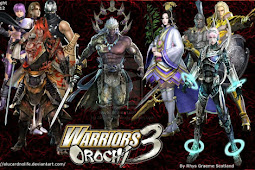 Get Free Download Game Warrior Orochi 3 for Computer PC or Laptop Full Version