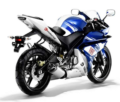 Yamaha YZF R125  hd image