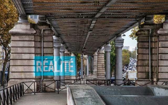 © Boa Mistura | Réalité | La Nuit Blanche | París | arte a un click | A1CEntrevistas