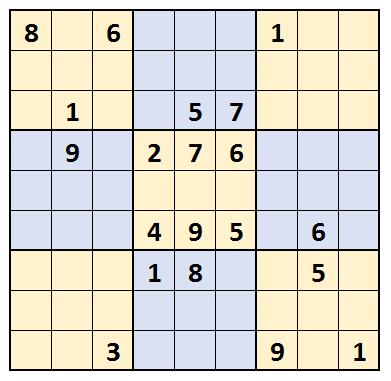 Sudoku Más De 350 Imágenes Para Jugar E Imprimir
