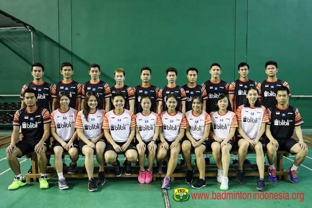 Indonesia Turunkan Pemain Terbaiknya di Piala Sudirman, Ini Daftar Tim Laga Perdana