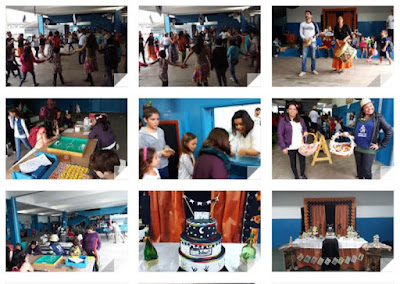 Escola da Família da Escola Yolanda comemora 15 anos com festa e muita cultura