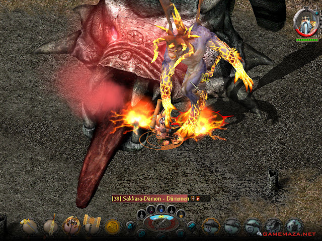 Sacred Underworld Gameplay Screenshot 4