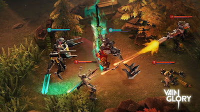 Vainglory v 2.1.1 Apk + Data Update for Android
