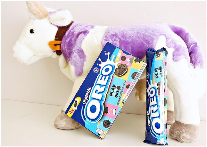Play with Oreo + ich hab eine Kuh als Haustier