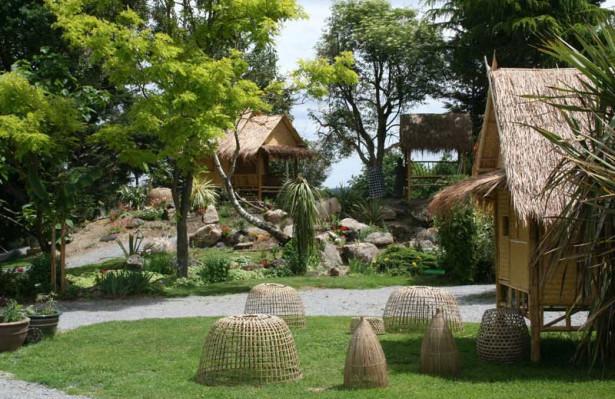 Tropical parc ou l'expérience du voyage de part le monde.