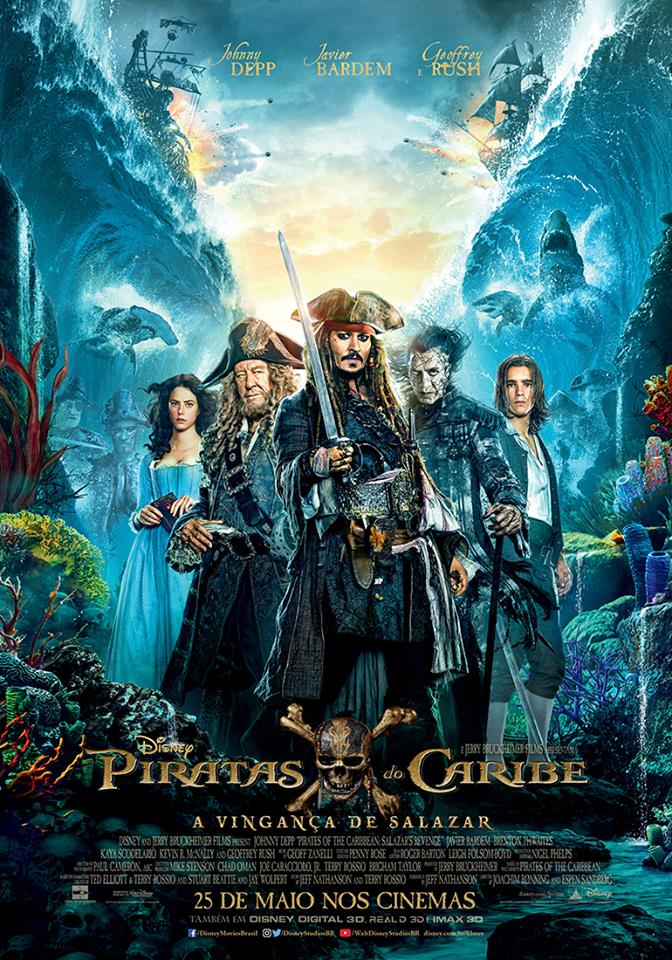 Download Piratas do Caribe: A Vingança de Salazar - Dublado MP4 + AVI 720p HDTS MEGA