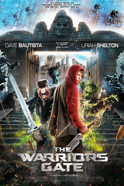 The Warriors Gate (2016) ταινιες online seires oipeirates greek subs