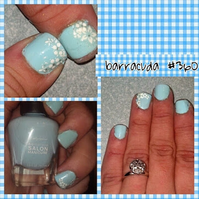 SAlly Hansen Barracuda  #360
