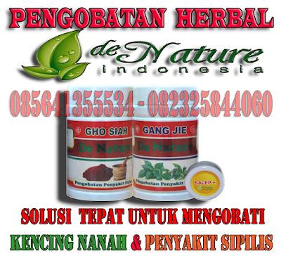 Obat Tradisional Kencing Nanah Ampuh