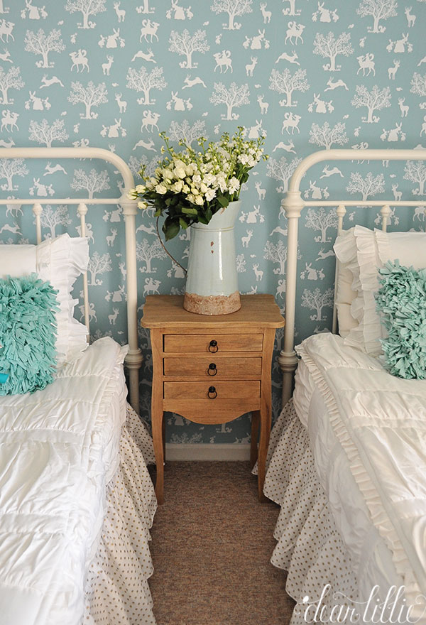 A Little Preview Of Vintage Style S Room