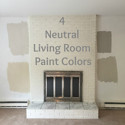 Drew danielle design 4 neutral living room paint colors for B and q living room