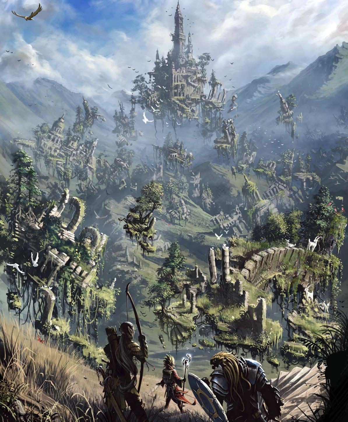 Warriors Of The Rainbow Online Subtitrat Hd: Castle (Fantasy Wallpaper