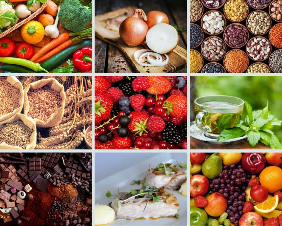 alimentos que reducen el hierro en sangre