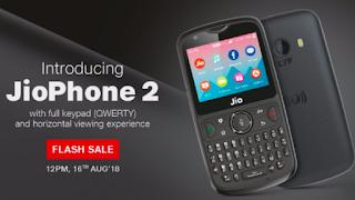 jio phone 2 book