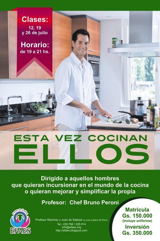 curso de cocina para hombres esp