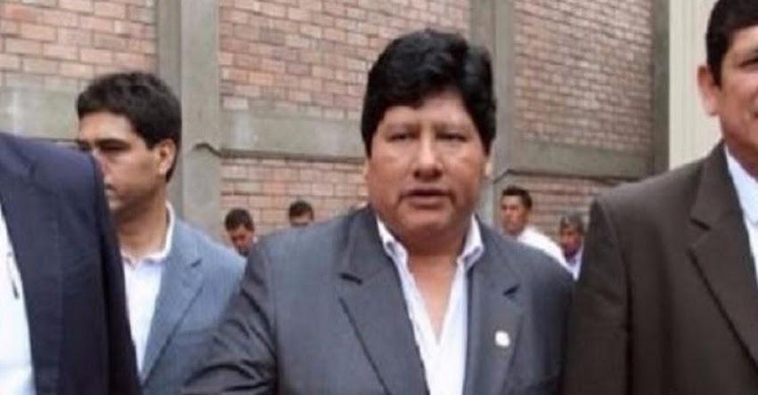EDWIN OVIEDO PICCHOTITO: Policía captura al presidente de la Federación Peruana de Fútbol (FPF)