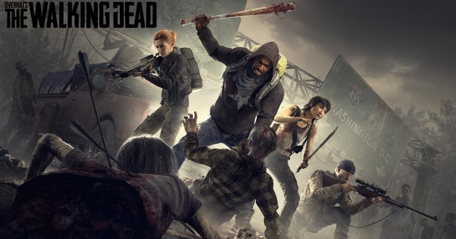 تحميل لعبة overkill's the walking dead
