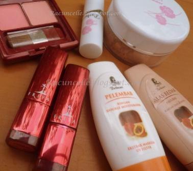 Review Produk-produk Purbasari