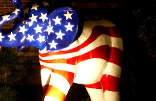 One of Romney's Many Elephants