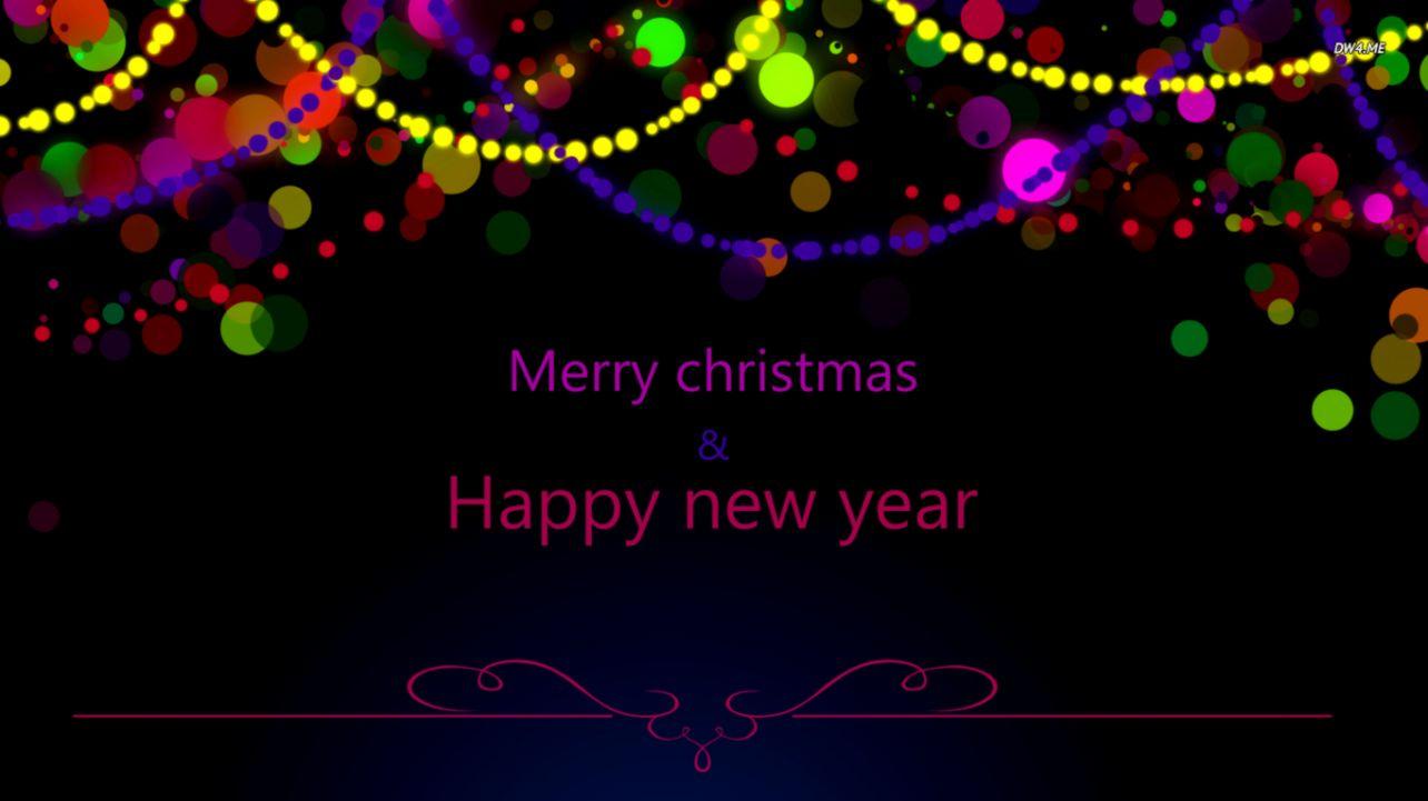 colorful christmas lights wallpaper holiday wallpapers 3705