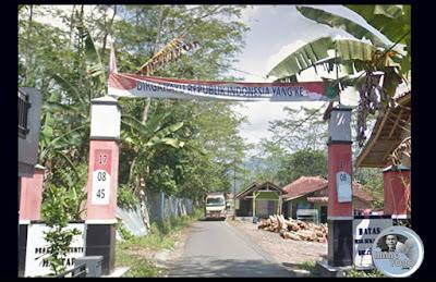 Perbatasan Desa Sukakerti, Kecamatan Cisalak, Kabupaten Subang, Jawa Barat
