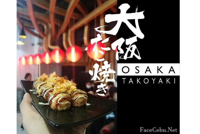 Osaka Takoyaki in Cebu Business Park