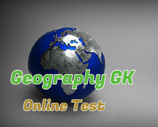 Geography GK Online Test in Bengali