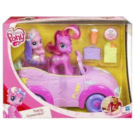 My Little Pony Mom Pie Newborn Cuties and Moms Family Convertible G3.5 Pony