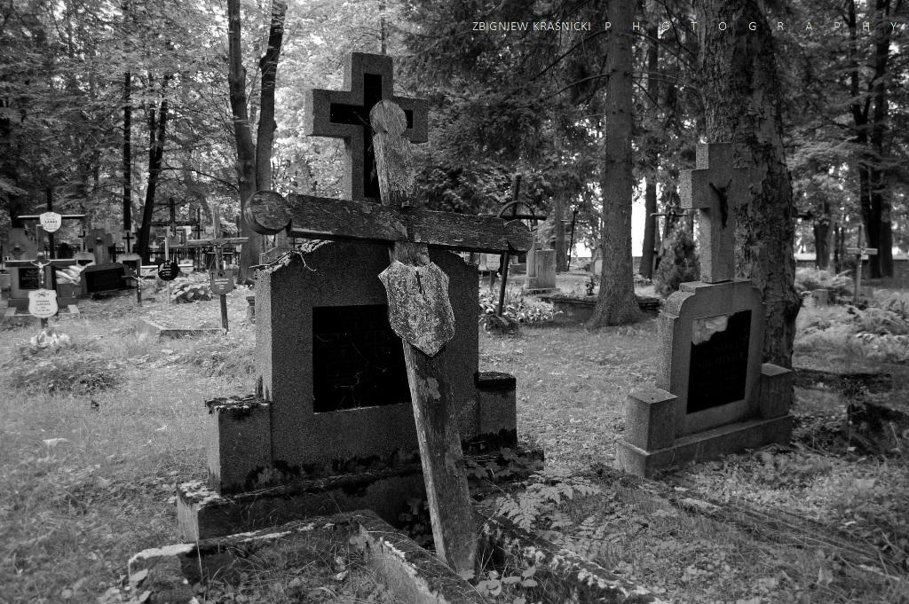 Olsztyn. Cmentarz św. Józefa