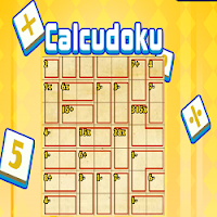 Calcudoku or Mathdoku (Mathematical Sudoku) or Logidoku Online