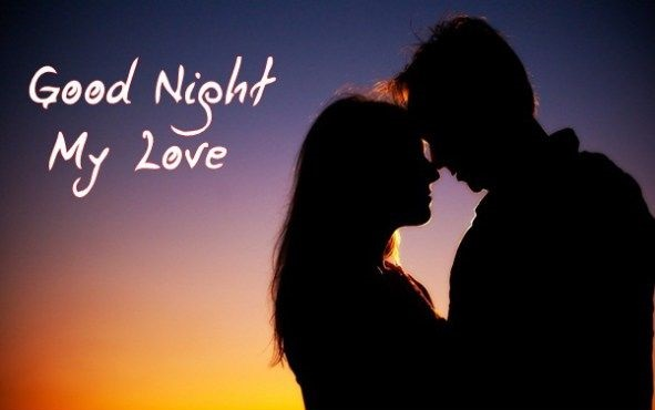 Good night images for lover in hindi