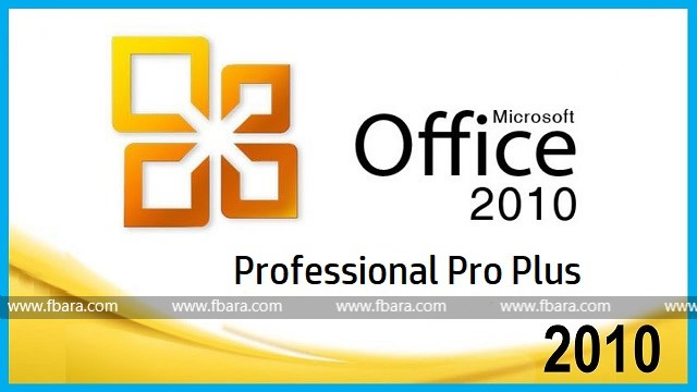How to Download Microsoft OFFICE 2010 Pro Plus Free - FBARA