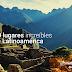 10 lugares increíbles de Latinoamérica