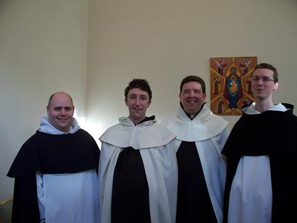 hermit brother: UK: Discalced Carmelite vocations