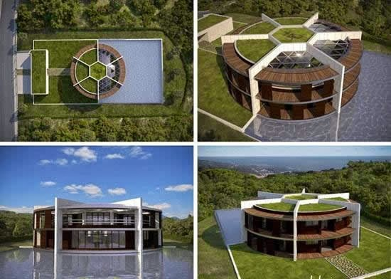 lionel messi plan to build football inspired house. Black Bedroom Furniture Sets. Home Design Ideas