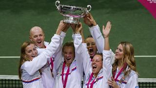 TENIS - Copa Federación 2018: República Checa destrona a Estados Unidos y levantan su 11ª Fed Cup