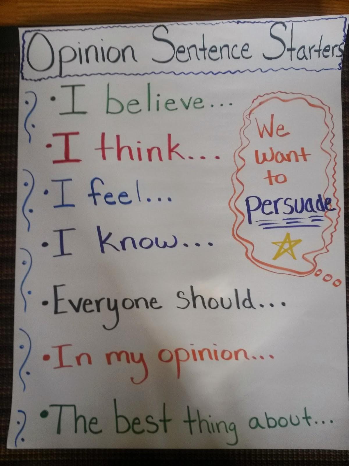 Jeanette S Education Spot Persuasive Lesson