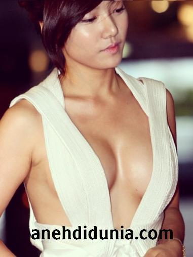 artis korea dengan payudara paling besar   anehdidunia