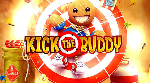 Download Kick The Buddy Mod Apk V1.0.4 (Unlimited Gold + Money ) New Version