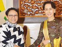Simak Nih! Dari 5 Permintaan Indonesia, Cuma 1 Yang Dikabulkan Myanmar