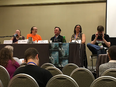 Gen Con 2017: Writer's Life: Develop Your Writing Process