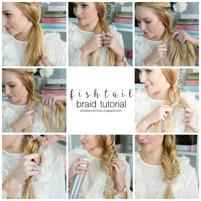 fishtail-braid, how-to-fishtail-braid, easy-fishtail-braid-tutorial