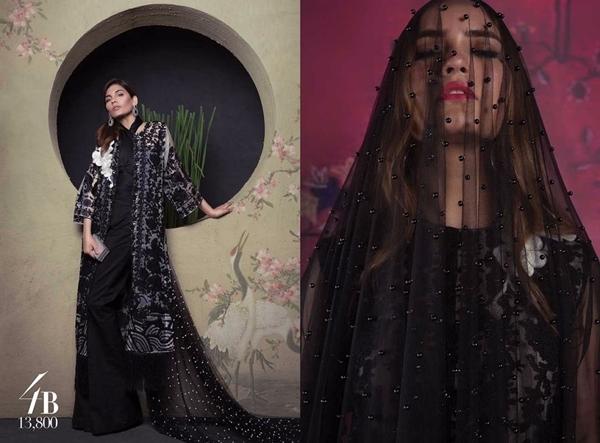 Sana Safinaz Luxury Eid Collection 2017